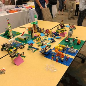 Taller de exploración – Lego  Serious Play y metodologías ágiles