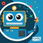 Curso de Robótica STEAM  Virtual 11 a 15 años. Horario: Viernes 4:00 p.m – 5:00 p.m. Inicio 7 de agosto