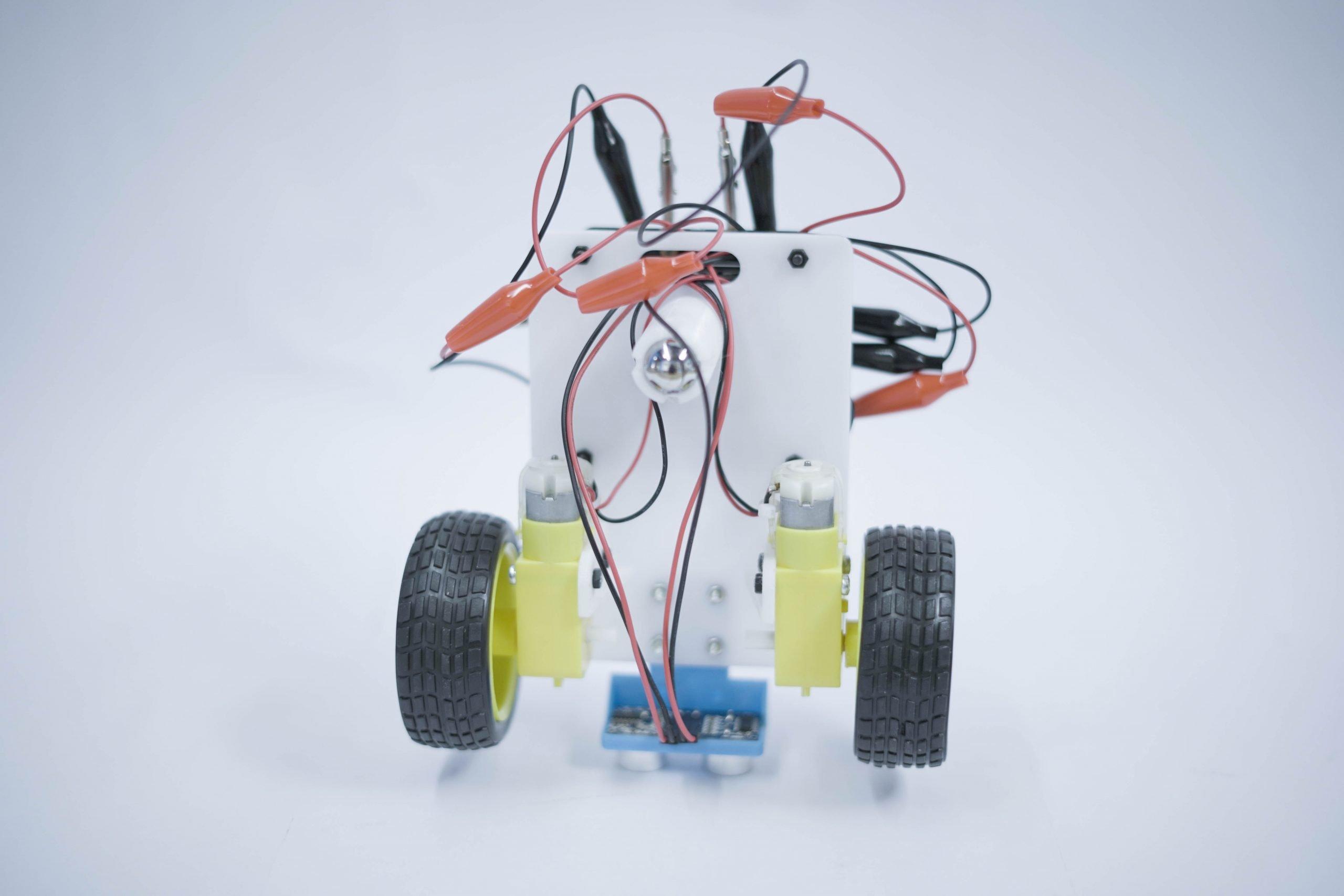 Robbie Bot. Inteligencia y versatilidad