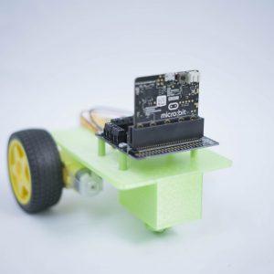 Explorer Bot – Combina fuerza e inteligencia