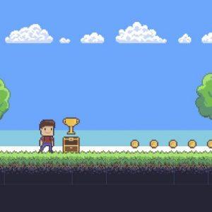 Creación de juegos tipo Arcade.  Edades 10-12 años. Horario: Lunes 1pm – 2 pm. Comienzo. 3 de Agosto